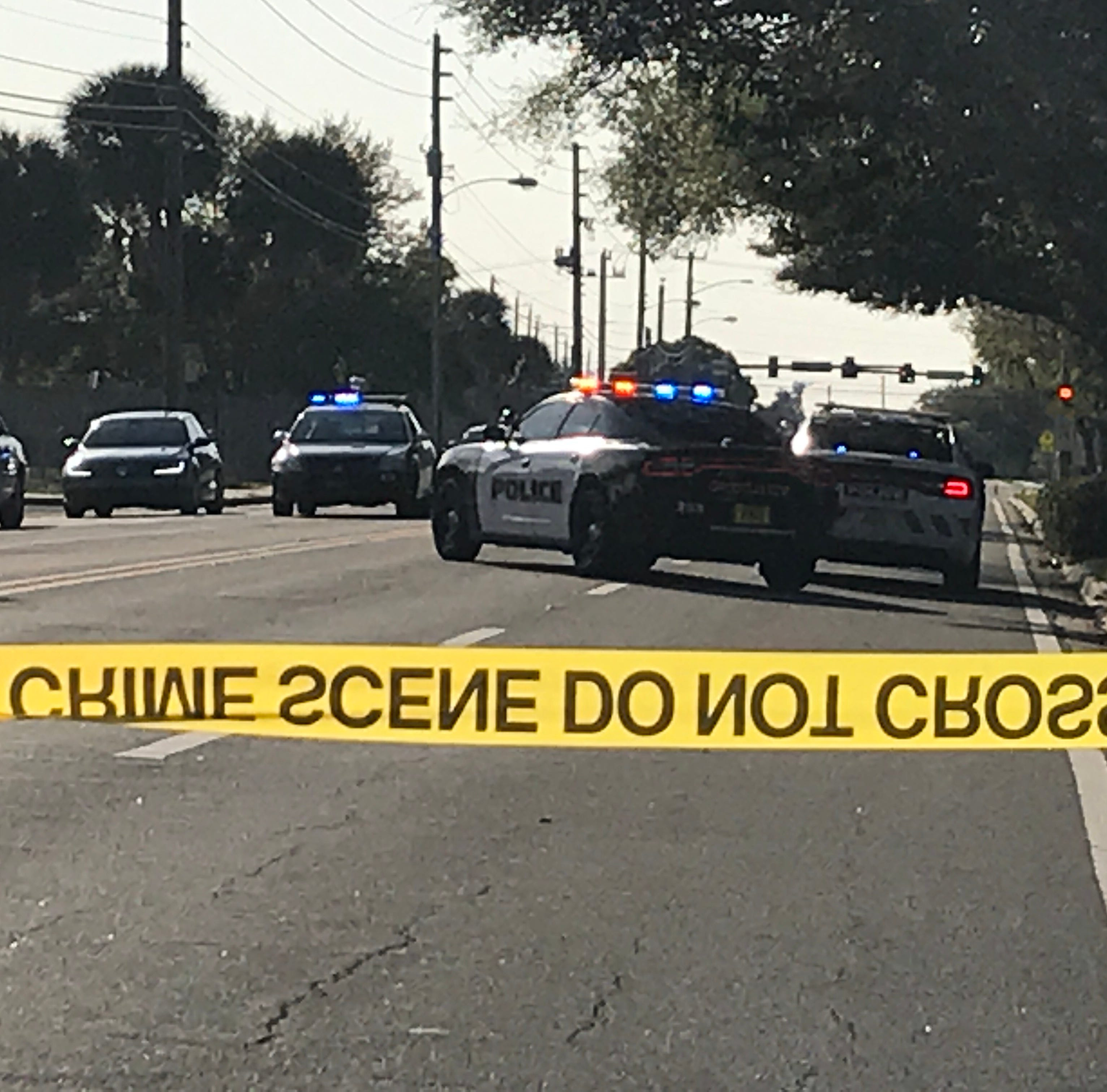 Two people shot near middle school in Melbourne; police searching for suspects