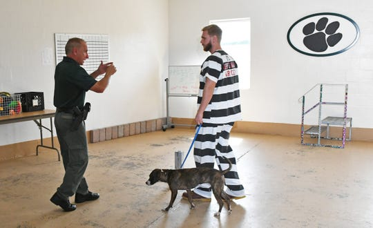 The Brevard County Sheriff's Office has just received an award from the Florida Animal Control Association for its Paws & Stripes College in Sharpes.