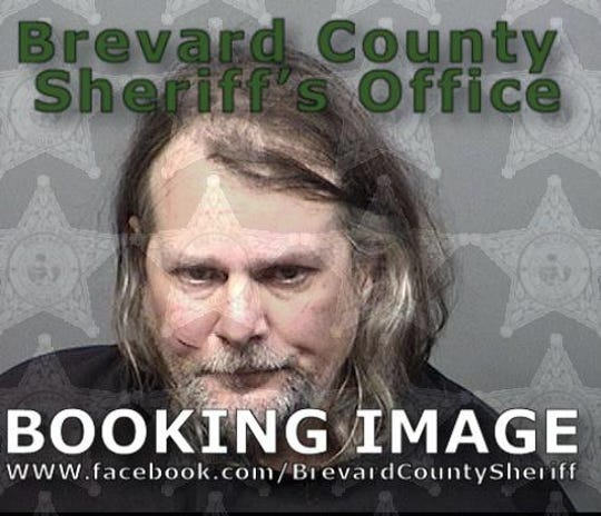 Mark Willis Brown, 48, of Palm Bay, faces two counts of DUI manslaughter after police said he struck and killed two pedestrians on Palm Bay Road.