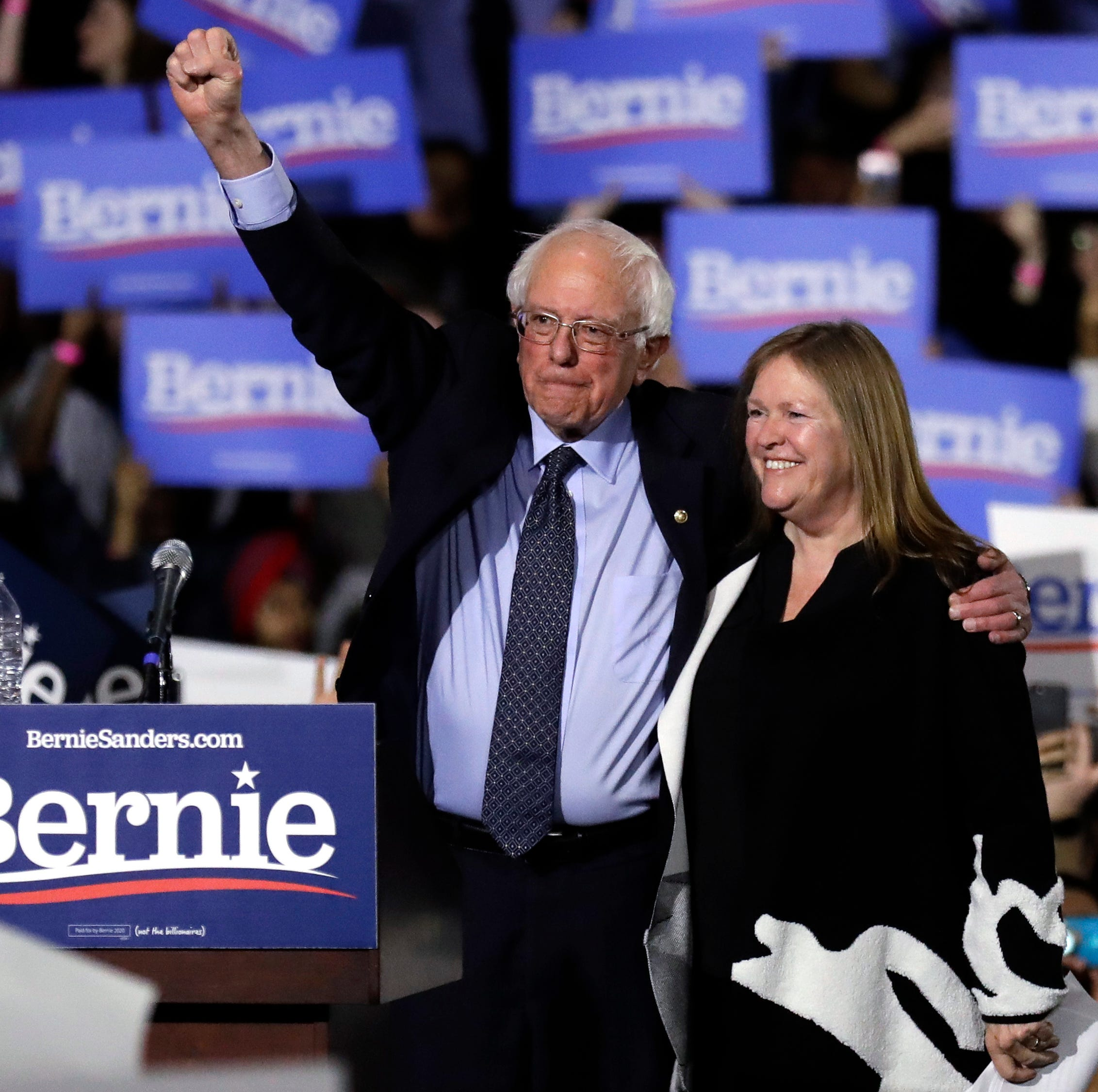Sanders Institute, founded by Democratic presidential candidate's wife, son shutting down