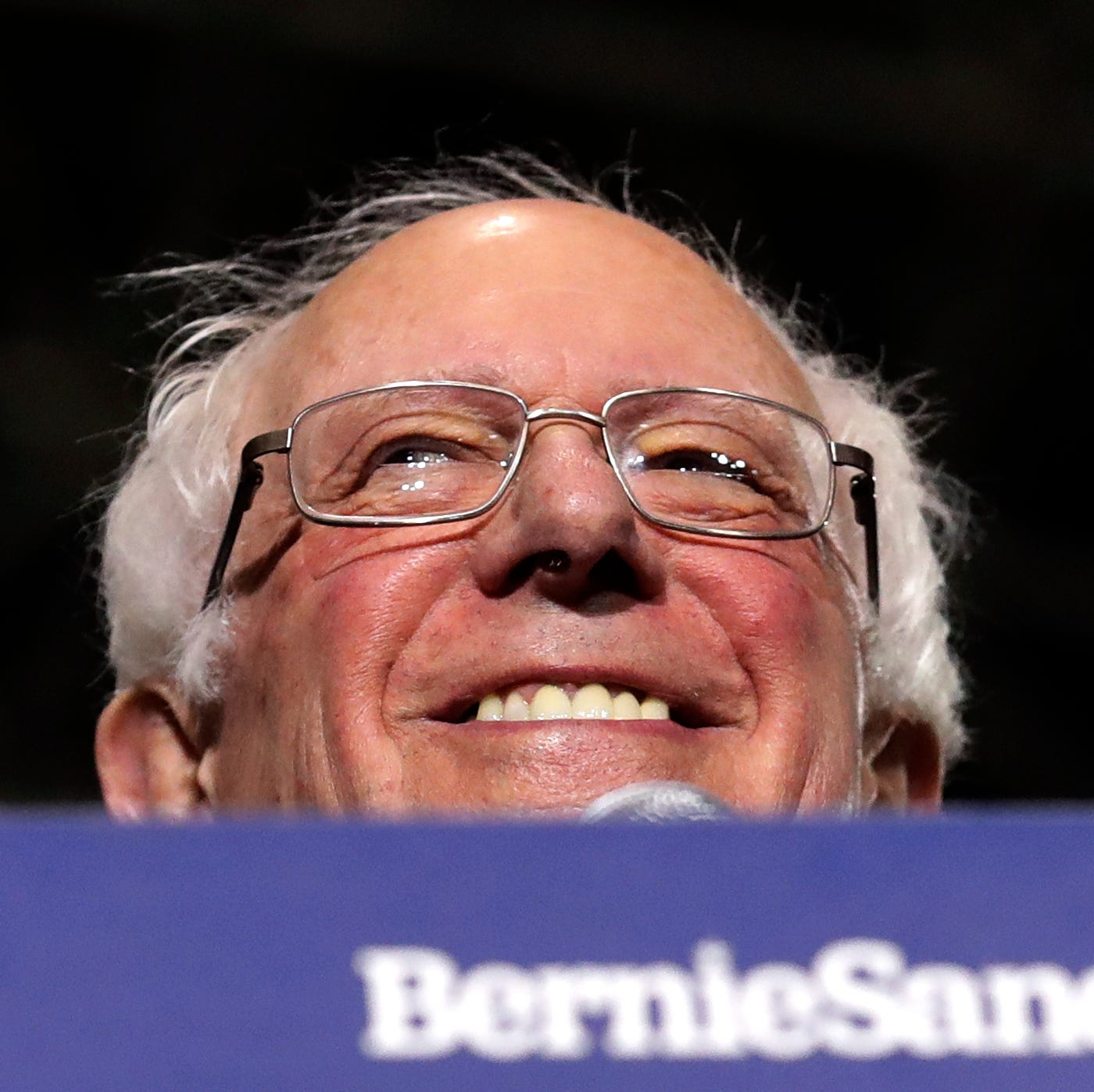 Bernie Sanders signs pledge: 'I am a member of the Democratic Party'
