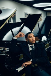 The Christian Sands Trio will perform two sets in Burlington on June 6.