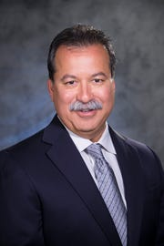 Dominic Dominguez, senior vice president of South Texas health ministries and CEO of Christus Spohn Health System.