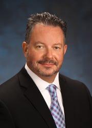 Steven E. King, chief operating officer for Christus Spohn Health System.
