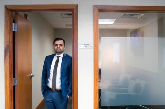 Parthiv Patel, a Mount Laurel attorney and Cherry Hill West graduate, was the first DACA recipient admitted to the Pennsylvania and New Jersey bar associations.