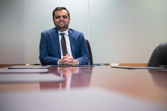Parthiv Patel, an attorney at Parker McCay law firm in Mount Laurel, was the first DACA recipient admitted to the Pennsylvania and New Jersey bar associations. Patel attended Cherry Hill West.