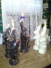 Bayard's Easter bunnies have been a favorite holiday treat for generations of South Jersey families.