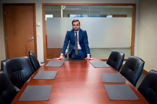 Parthiv Patel is an attorney at Parker McCay law firm in Mount Laurel. The Cherry Hill West graduate made history when he became the first DACA recipient admitted to the Pennsylvania and New Jersey bar associations.