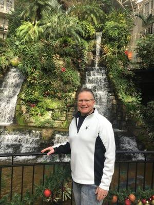 Darrin Steinmann is enjoying life since beating prostate cancer.