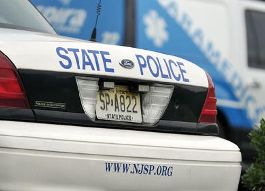 The New Jersey State Police Crime Scene and Fatal Accident units have responded to a crash between a Lexus and tractor trailer on the Garden State Parkway in Woodbridge in which the Lexus driver was seriously injured.