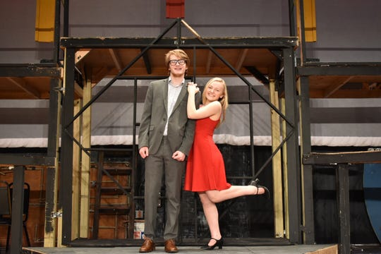 """The beloved musical """"Sweet Charity"""" will be taking the stage atWestfield High School.The Westfield High School Theatre Department will present """"Sweet Charity""""for one weekend only — at7:30 p.m. March 14, 15 and 16."""
