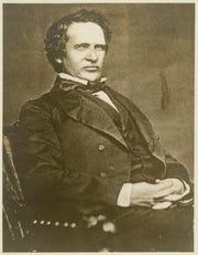 James W. Grimes, former Iowa governor and U.s. senator