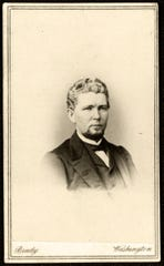 Former U.S. Representative and Senator James Falconer Wilson of Iowa