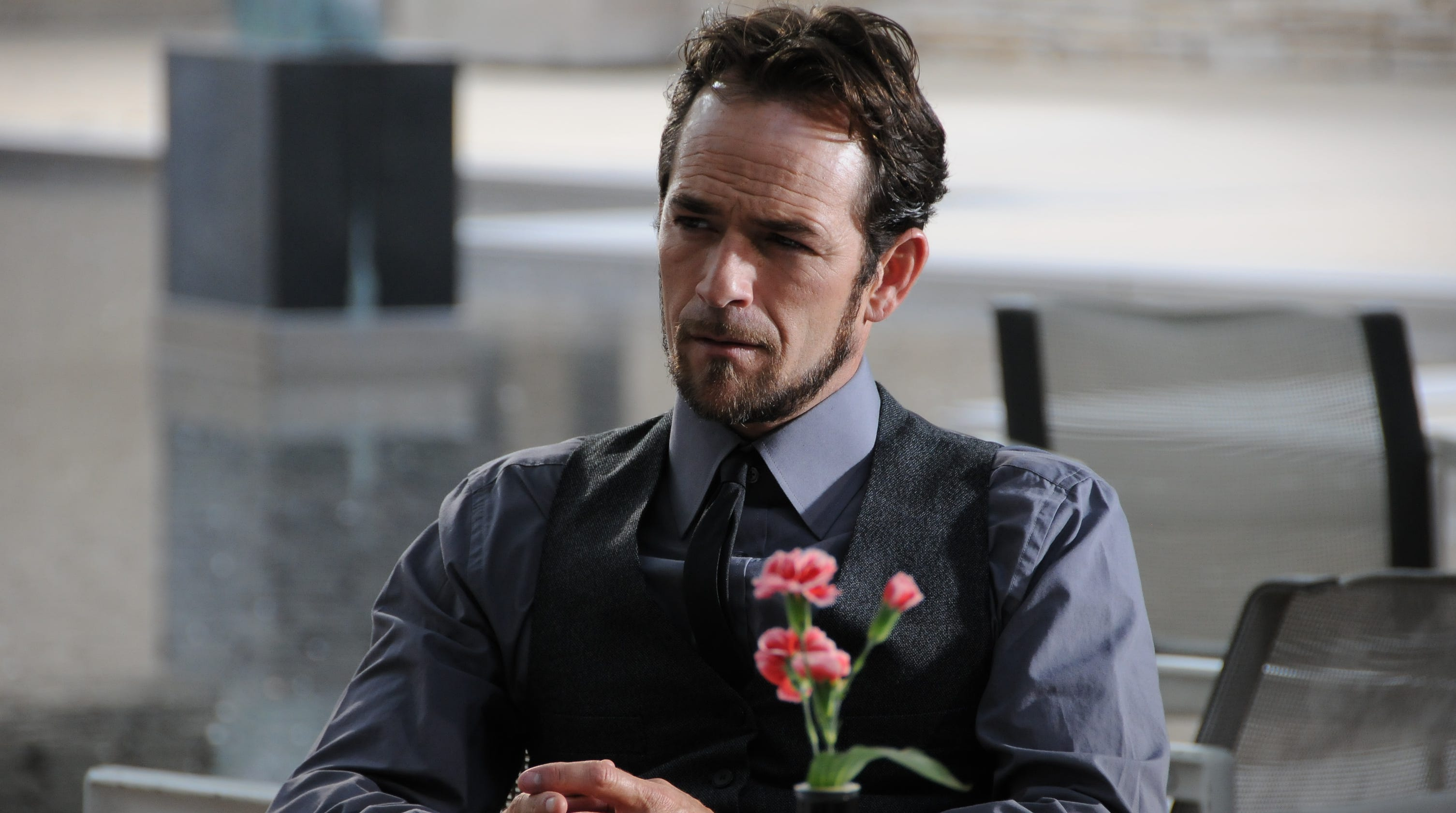 0c88b3215 Luke Perry, the late 'Beverly Hills, 90210' and 'Riverdale' star, shot a  movie in Des Moines