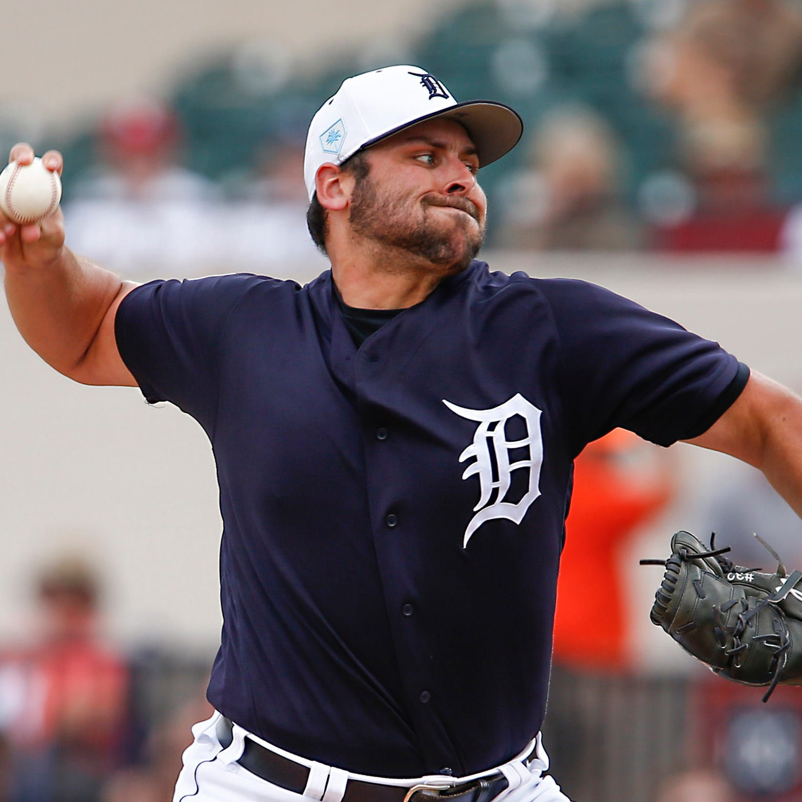 Detroit Tigers observations: Michael Fulmer's velocity still down