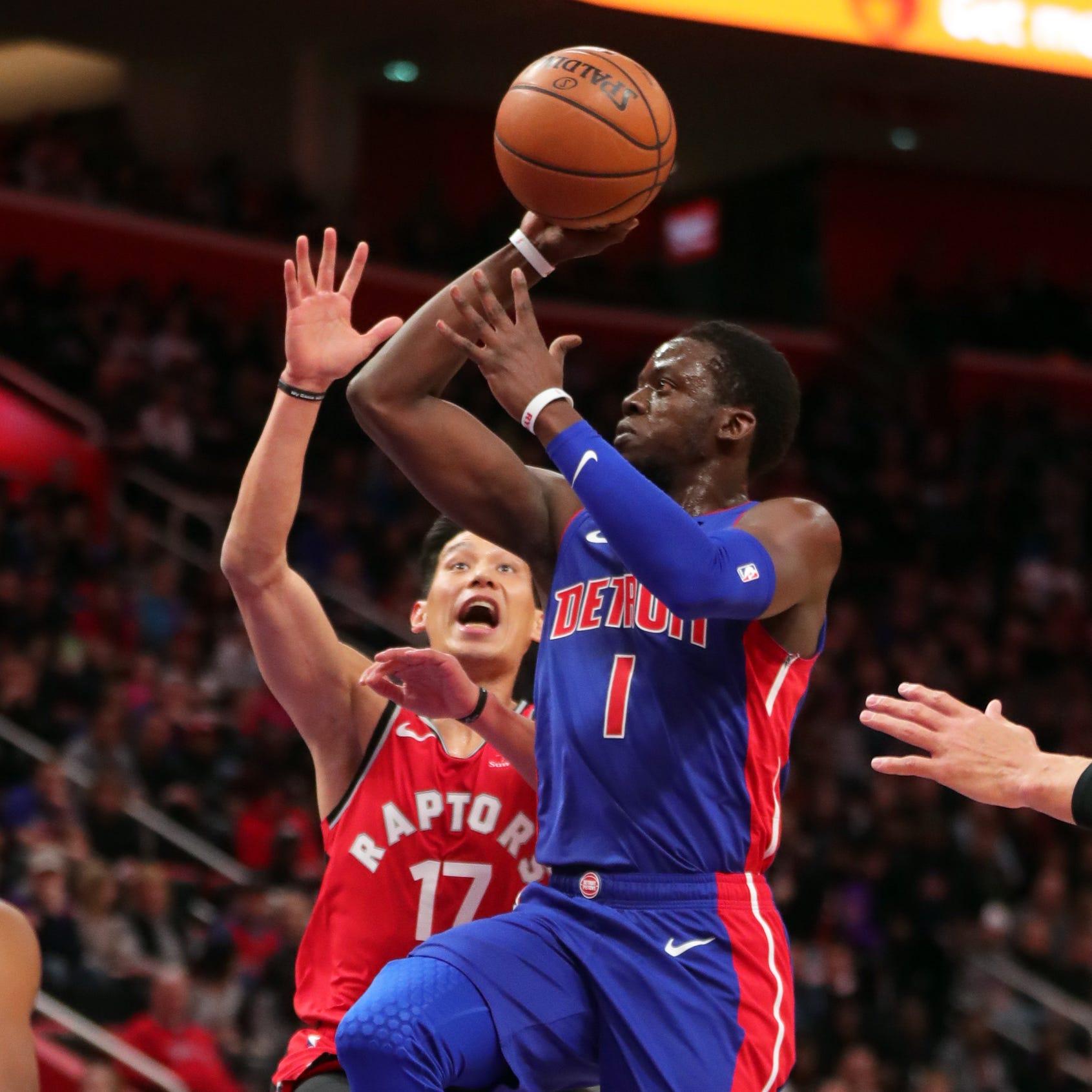 Detroit Pistons rally past Toronto Raptors in OT, grab 6th seed in East