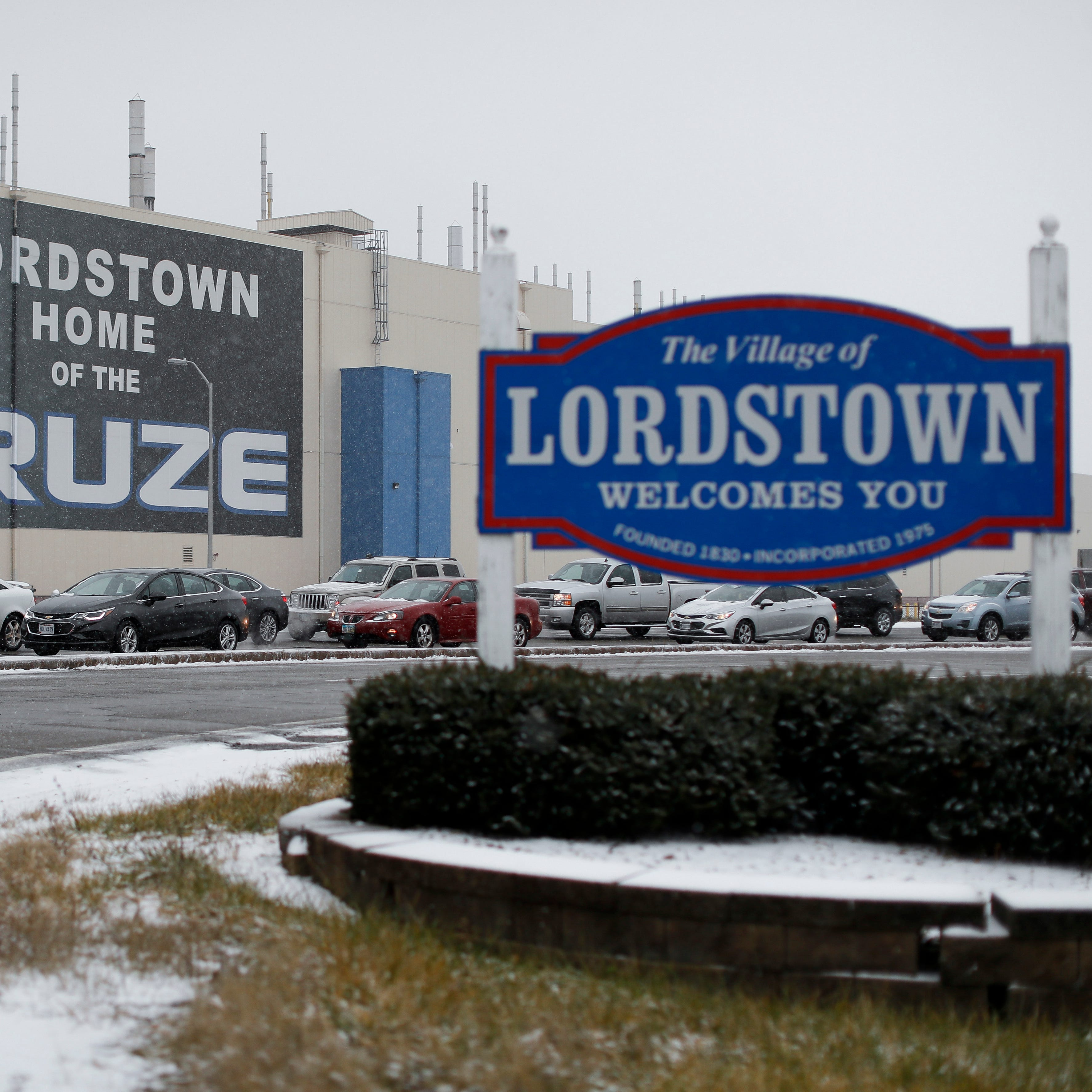 GM in talks to sell Lordstown plant as company reveals new investment for Canada plant