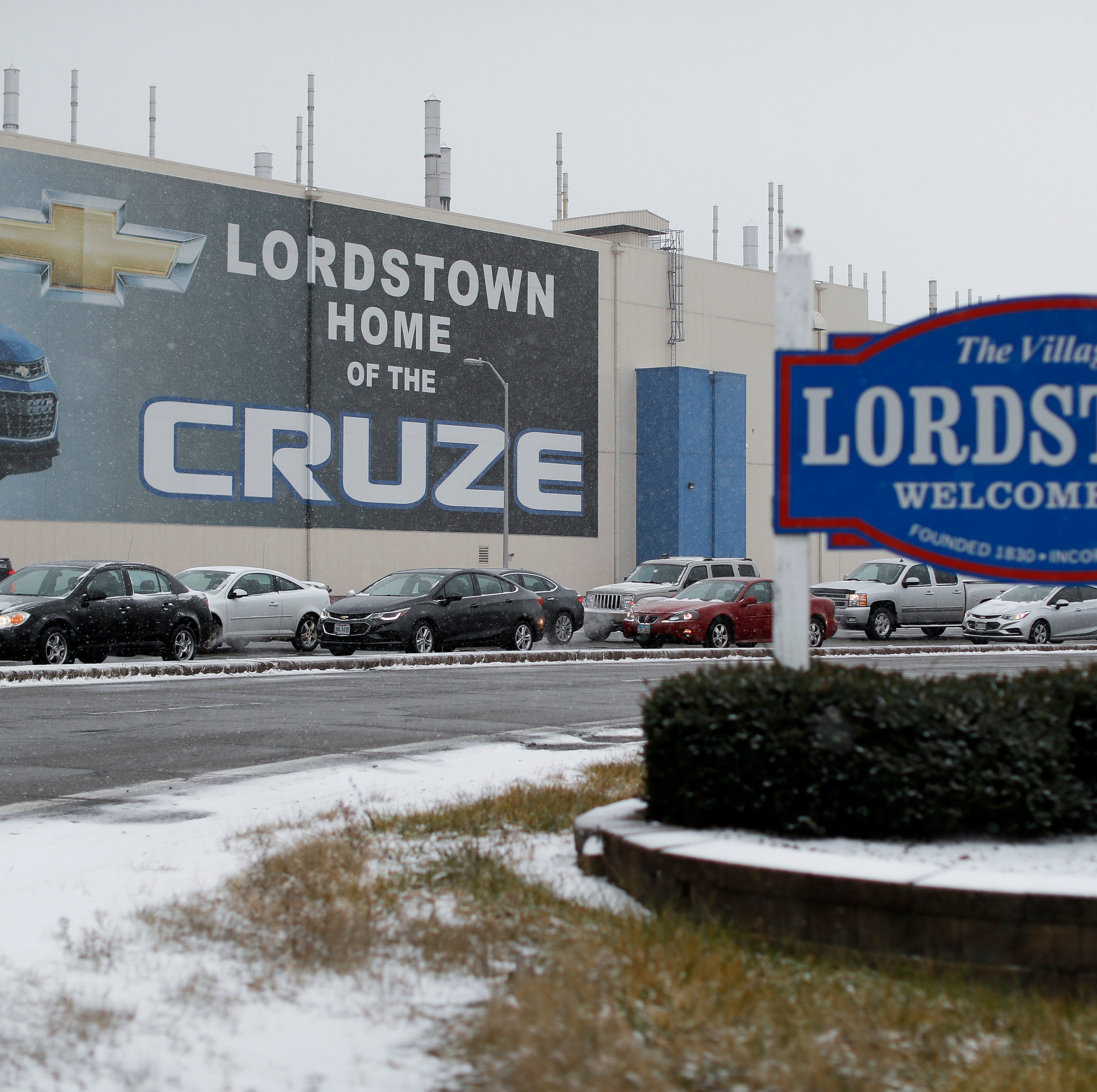 Donald Trump attacks GM, UAW over plans to close Lordstown plant