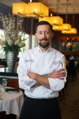 Ocean Prime executive chef Chris Mayer.
