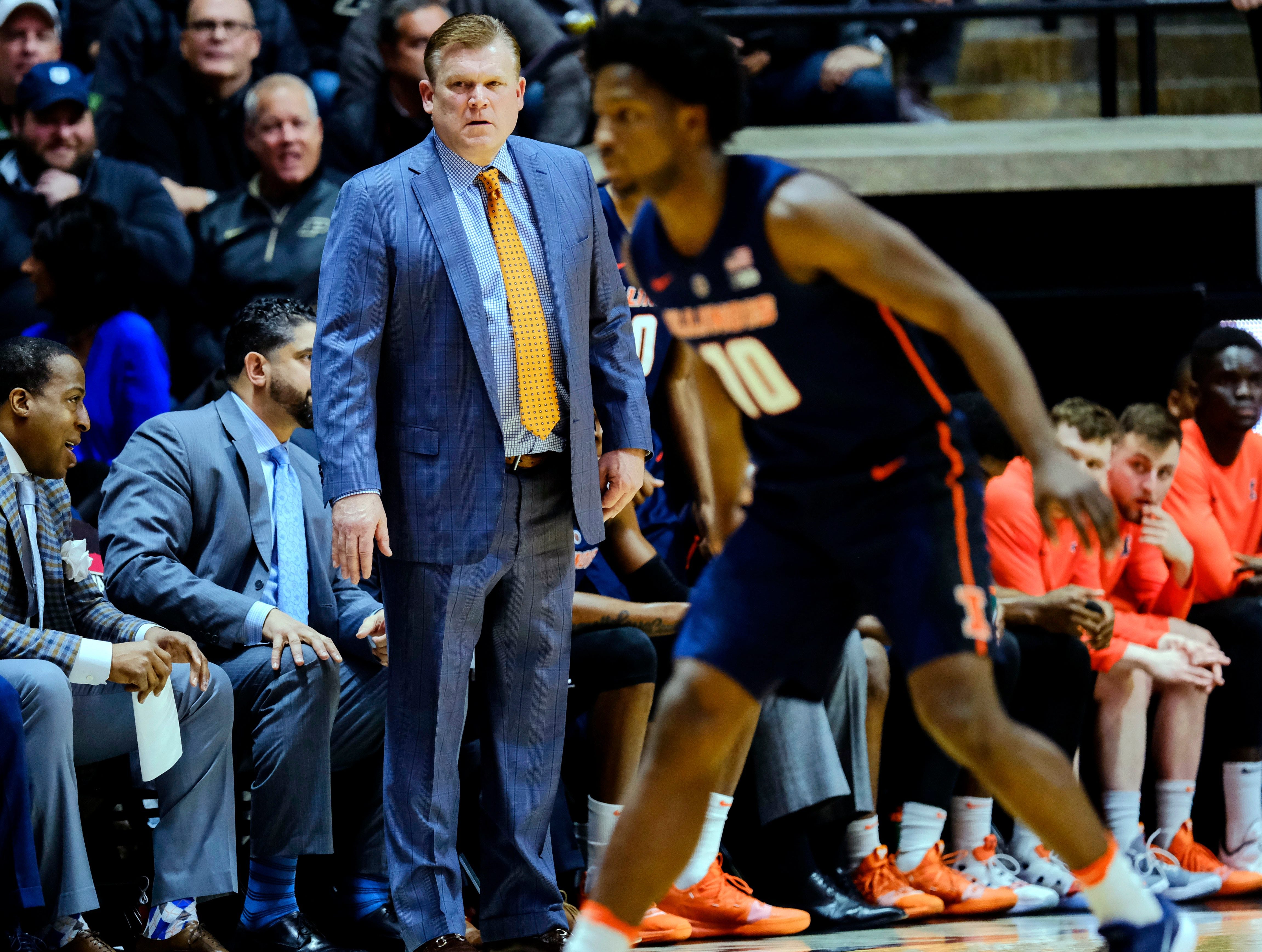 11. Illinois (11-18, 7-11) – The Fighting Illini were happy to see Northwestern on the schedule and took advantage to end a three-game skid heading into the final week of the season. They have a home game left with Indiana followed by a trip to Penn State as they do their best to avoid playing on Wednesday in the conference tournament. A win in either game should do it for Brad Underwood's team. Last week: 10.