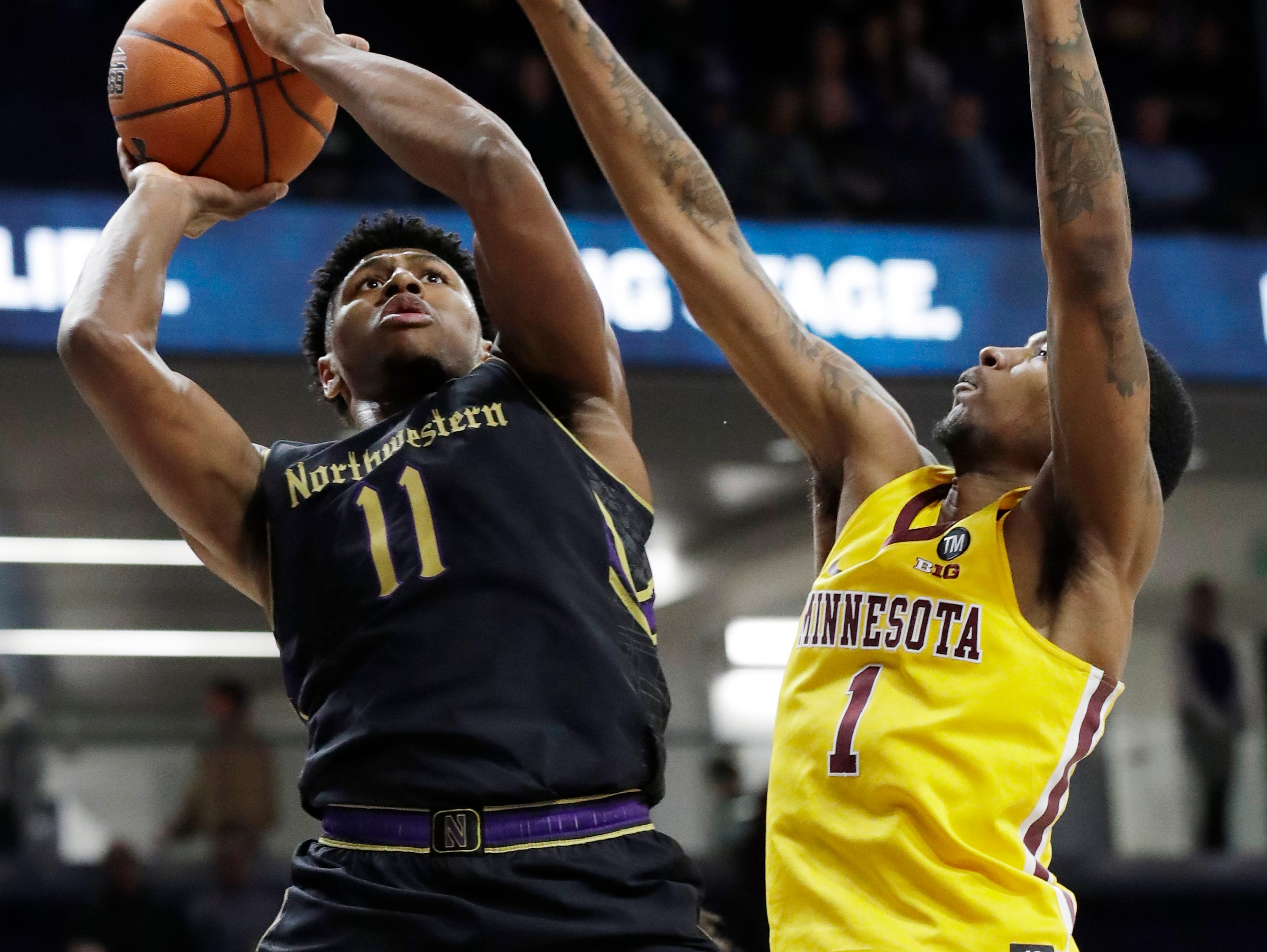 14. Northwestern (12-17, 3-15) – Things can't end fast enough for the Wildcats, who lost their 10th in a row on Sunday at Illinois. The Cats haven't won a game since beating Indiana on Jan. 22 and getting one more victory in the final week of the regular season will be a tough ask as they host Ohio State then finish things on the road at Purdue. Last week: 14.