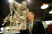 The Ted Lindsay Foundation raised $3 million to help in autism-related causes.