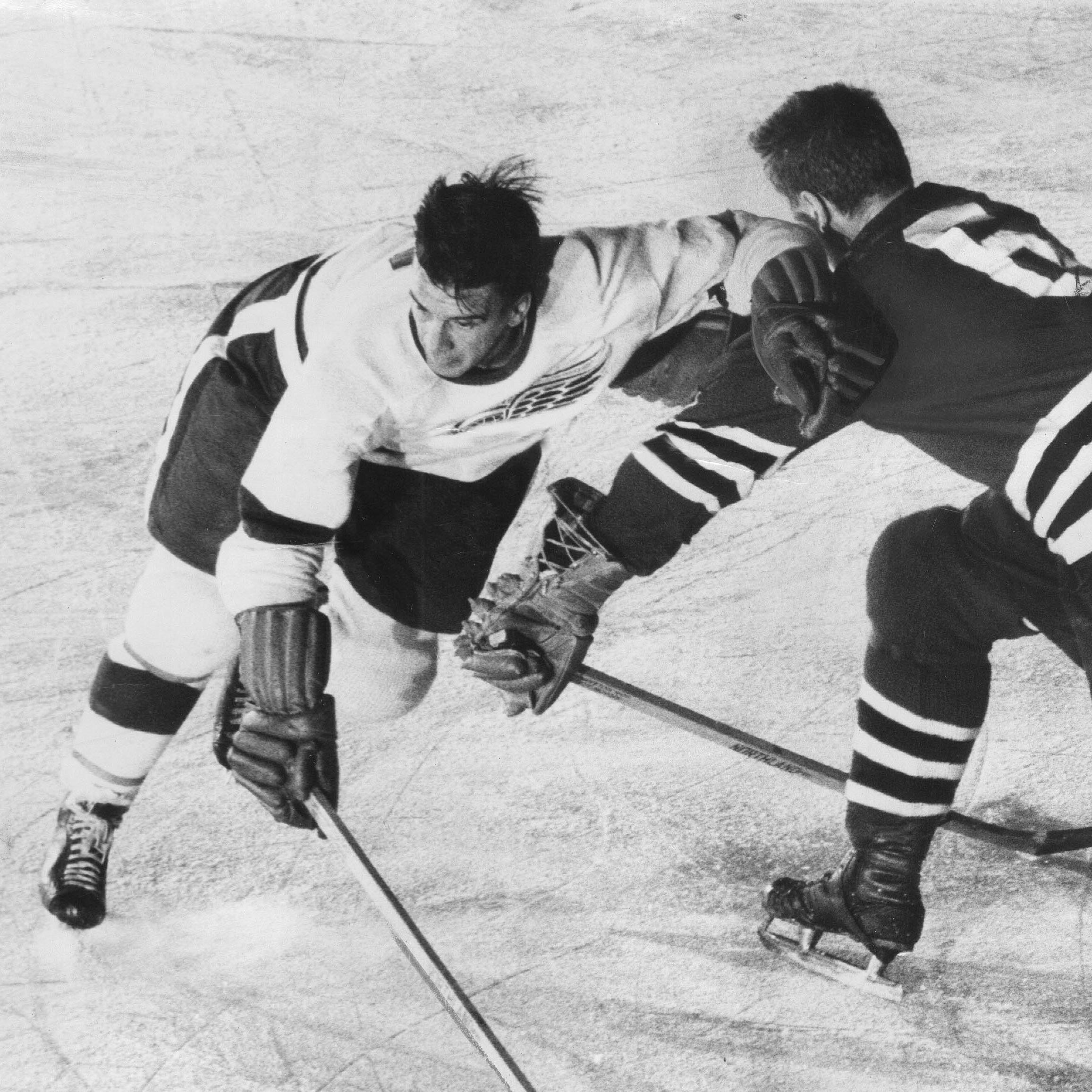 Niyo: Red Wings legend Ted Lindsay lived, gave like he played — to the fullest