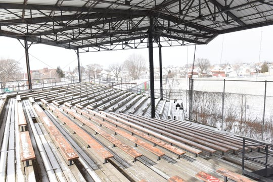 The bleachers at Hamtramck Stadium, one of the last Negro League ballparks still standing  in America, are in need of repair.  Detroit native and musician Jack White has put up $10,000 to help restore the historic ball field.