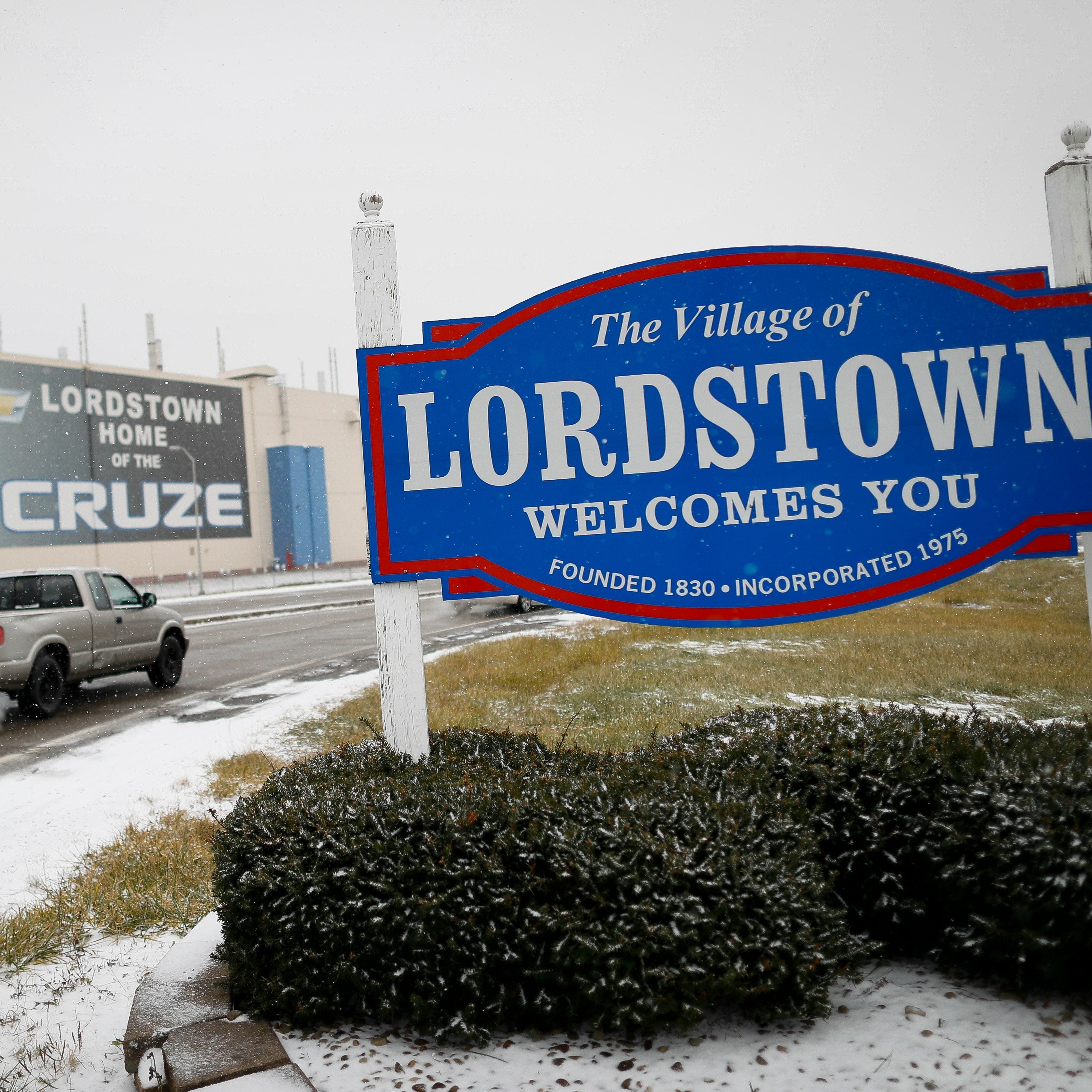 Production at GM's Lordstown Assembly will end Wednesday