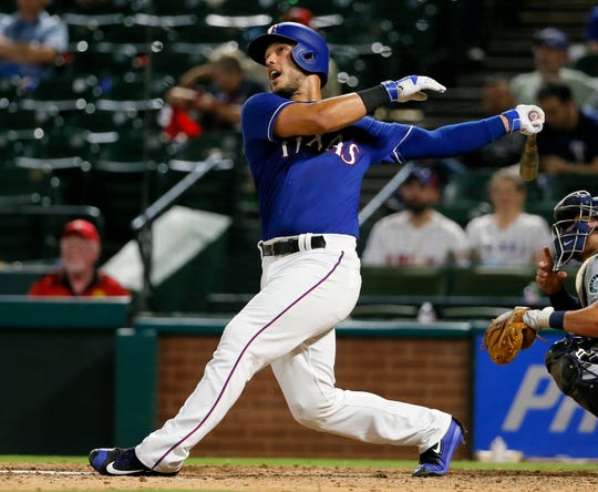 The Tigers will give former Rangers catcher A.J. Jimenez, the older brother of Tigers reliever Joe Jimenez, a tryout on Monday.
