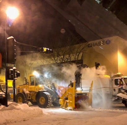 If you're weary of winter, think of the toll it's taken on Fond du Lac city and county