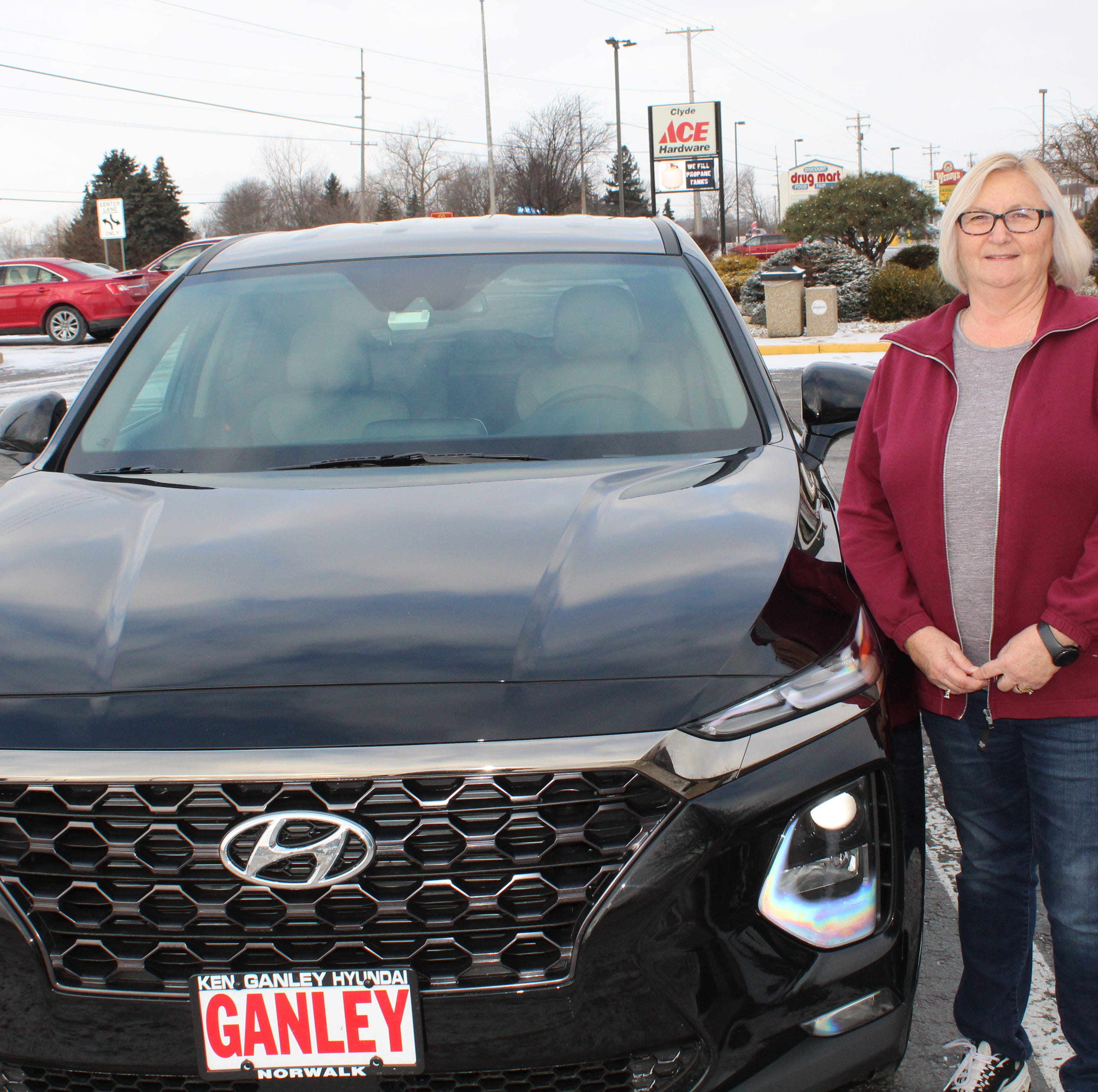 Local woman wins car in McDonald's giveaway game