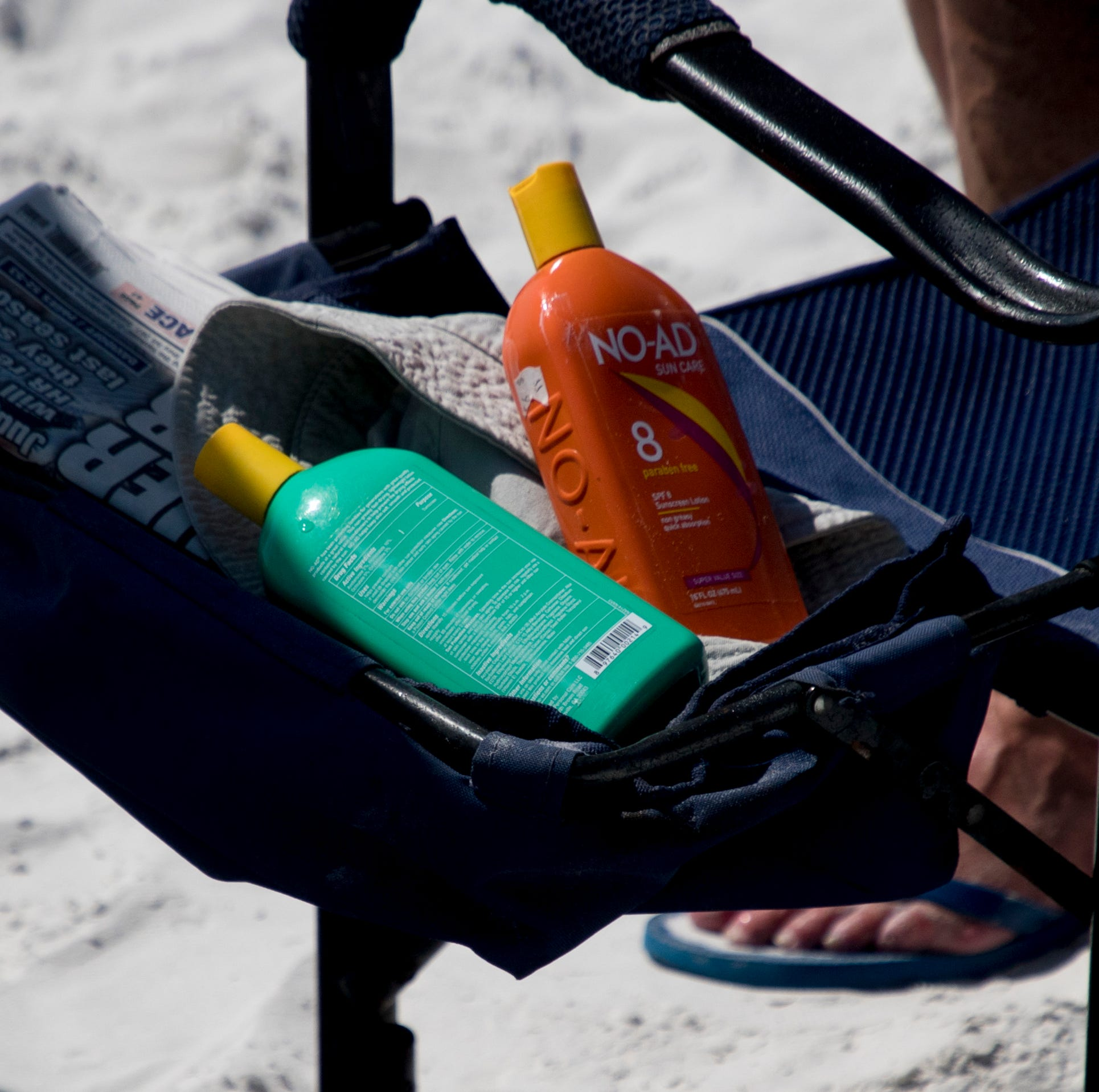 Ban some sunscreens? Controversial ingredients not yet on Southwest Florida's rule-making radar