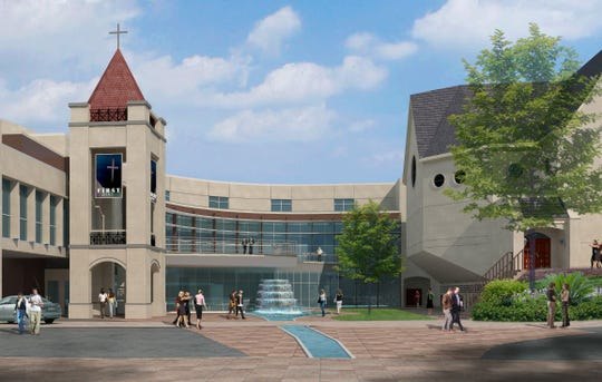 First Presbyterian Church in downtown Greenville is planning a $35 million expansion that will include a new worship and performing arts space and re-orient the entrance of the church.