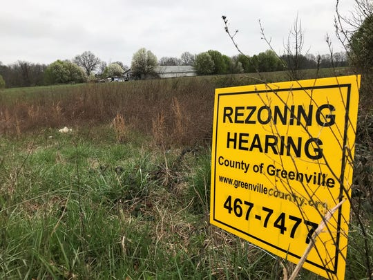 This photo on Sunday, March 3, 2019, shows the old Hammond Farms shop in the Moonville community along Augusta Road outside of Piedmont in southern Greenville County. The farm is part of a nearly 1,000-acre proposed business park -- the South Greenville Enterprise Park -- for which at least five long-time property owners in the area have pooled their land.