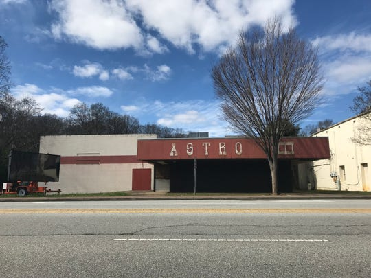 The former Astro III theater in Clemson has been dormant since 2008.