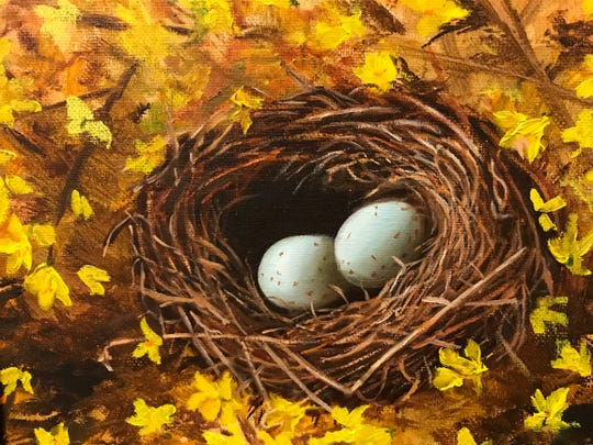"""New Life"" by Rita Wannemuehler"