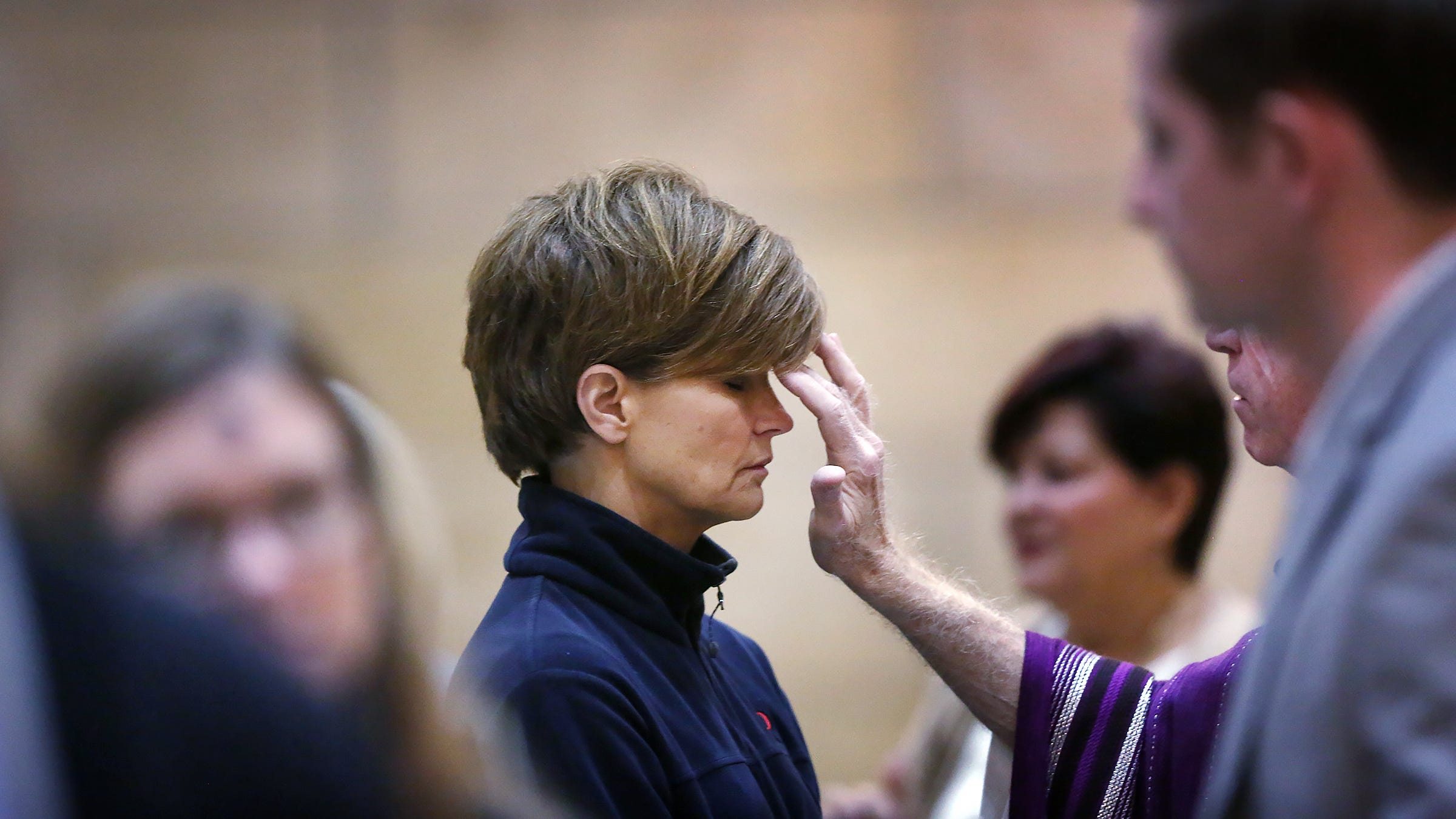 Lent Community Calendar Readings For February 2019 & March 2019 Ash Wednesday: Why Christians wear ashes, fast and give things up