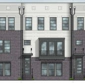 Hotel and townhouses proposed next to The Yard culinary district in Fishers