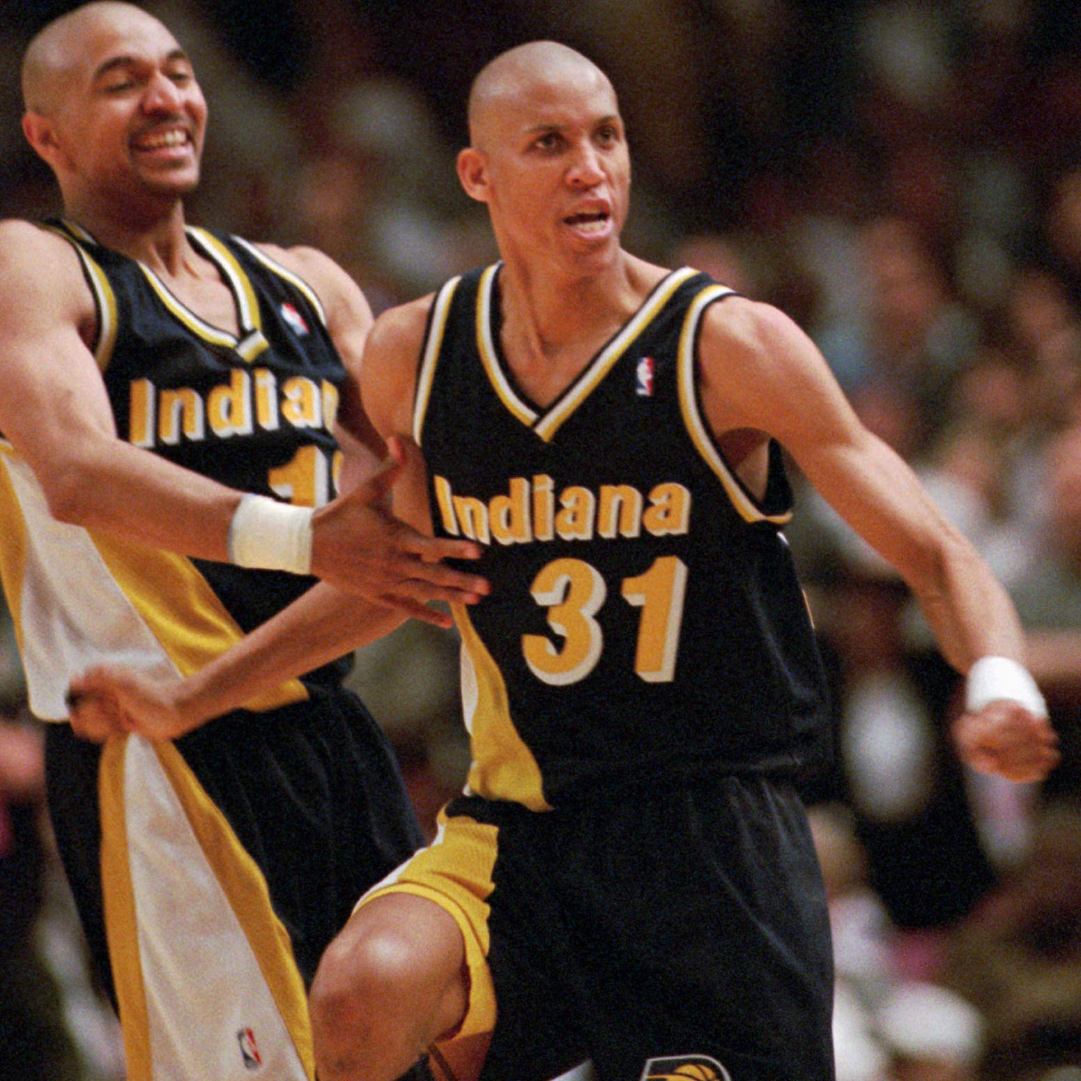 Reggie Miller's 8 points in 8.9 seconds vs. the Pacers' 8 points in the third quarter