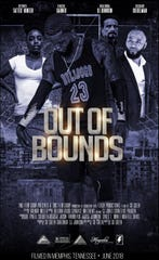 """""""Out of Bounds"""" follows the life of Travis Elliot, a Memphis high school basketball star who must choose between his passion and a life of crime."""