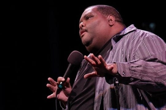 Comic Mo Alexander will perform in Lafayette March 15.