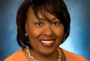 Gloria Boyland, corporate vice president of operations and service support for Memphis-based FedEx.