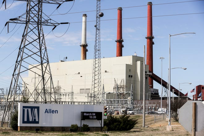 The Tennessee Valley Authority plans to move toxin-laden coal ash from the retired Allen Fossil plant in south Memphis to an off-site landfill.
