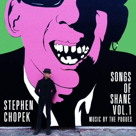 Stephen Chopek marks the release of his new album at Bar DKDC on Thursday.