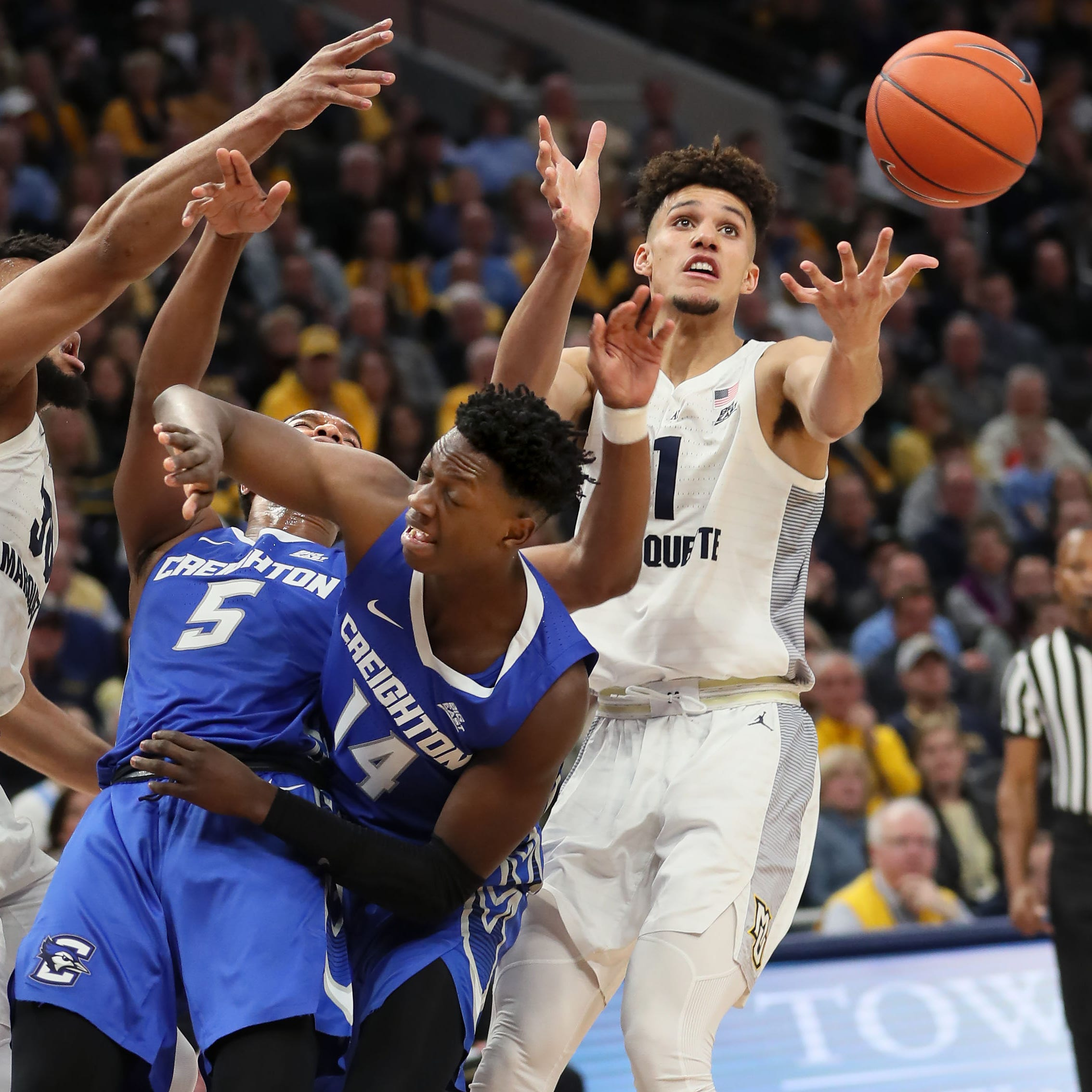 Creighton 66, Marquette 60: 22 turnovers doom Golden Eagles