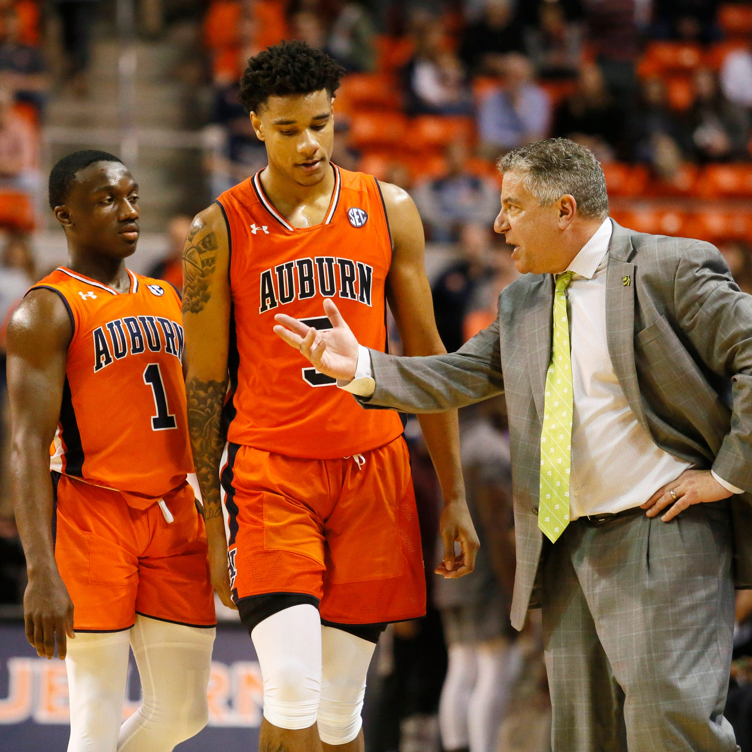 Bruce Pearl, Auburn preparing for life without Jared Harper, Chuma Okeke