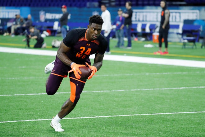 Rebels Metcalf Makes Strong Case For Being Best Receiver In Nfl Draft