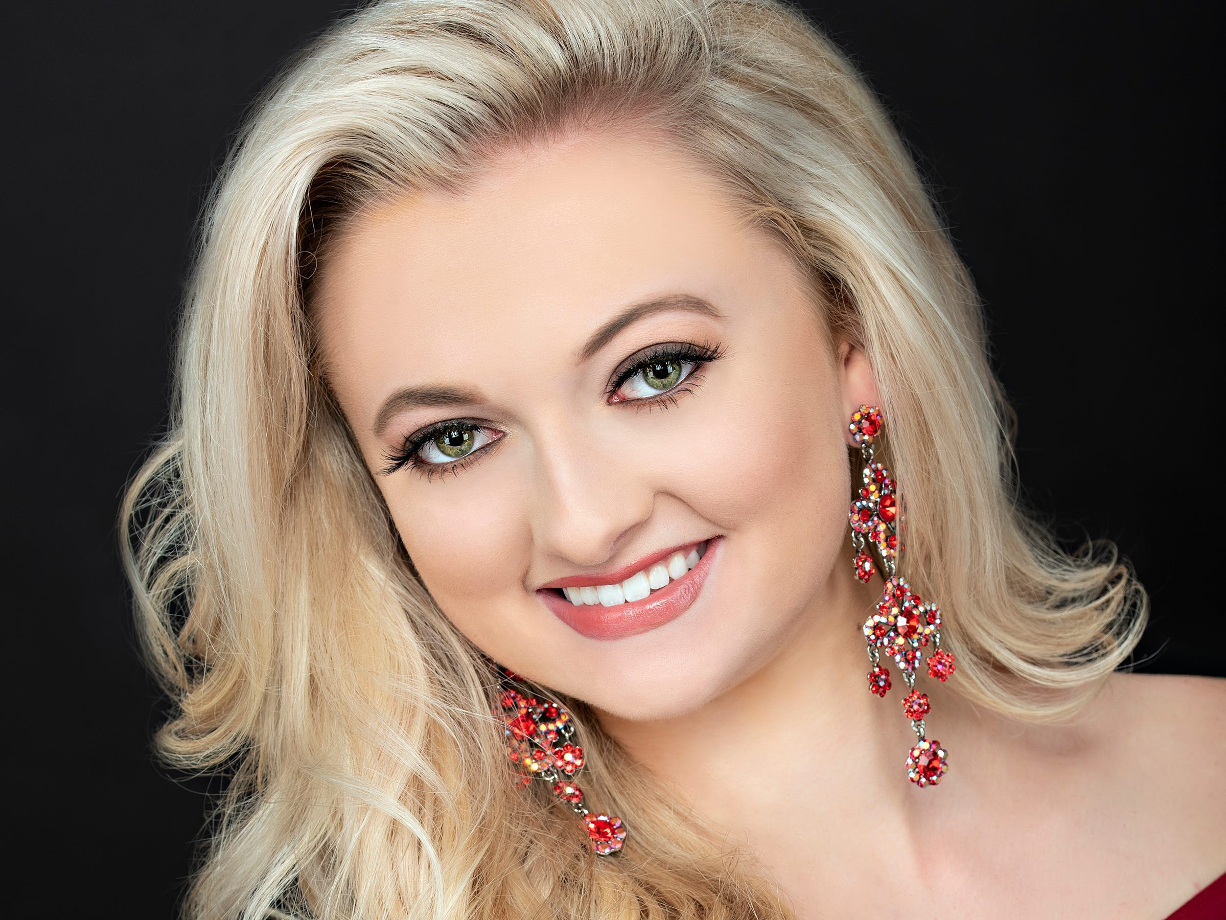 Miss Capital City Outstanding Teen Lexie McCord