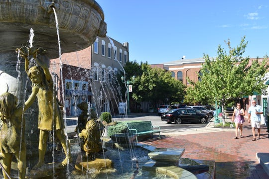 Eclectic mix of stores and restaurants are bringing the foot traffic and dynamic spirit to Downtown Clarksville.